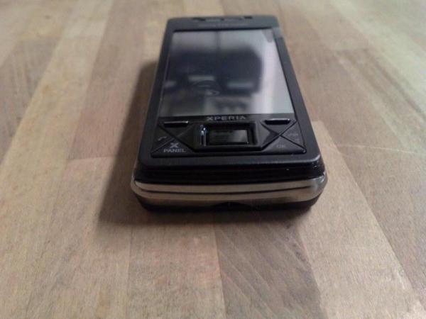 Близится появление Sony Ericsson XPERIA X1