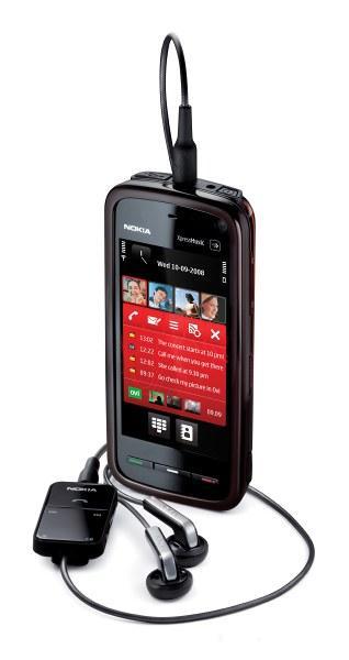 Nokia 5800 XpressMusic превосходит все ожидания