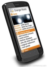 HTC Touch HD будет представлен оператором Orange
