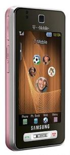 T-Mobile представляет Samsung Behold и Gravity