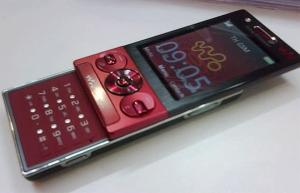 Sony Ericsson W705 – телефон завтрашнего дня