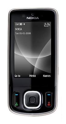 Nokia анонсировала слайдер Nokia 6260
