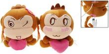 Monkey Doll Speakers are - колонки в виде обезьянок