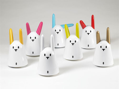 Nabaztag - самый умный электронный кролик в мире