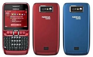 Официальный релиз Nokia E63 преподнес несколько сюрпризов
