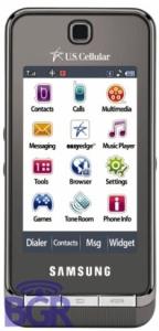 Первая информация о Samsung Delve