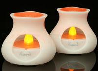 Современные ароматические свечи