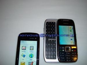 Релиз Nokia E75 уже не за горами: шпионские фото