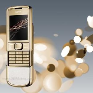 Nokia 8800 Gold Arte – еще больше роскоши