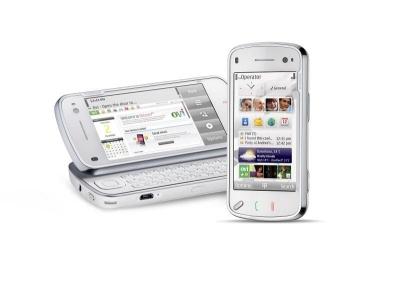 Nokia N97 – следующее поколение телефонов с клавиатурой  QWERTY