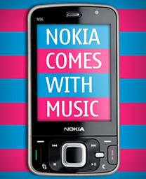 Специально для меломанов: Nokia N96
