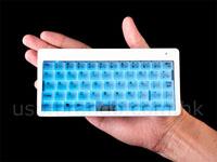 Миниатюрная клавиатура с подсветкой