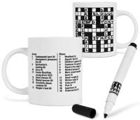 Crossword-mug