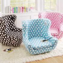 Развлекательные кресла в горошек