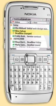 Официальный релиз Nokia Messaging