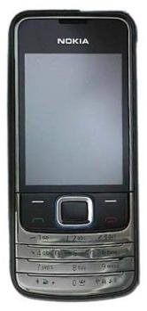 Nokia 6208 classic: сенсорный экран есть, но где же S60?