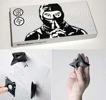 Shuriken-magnets