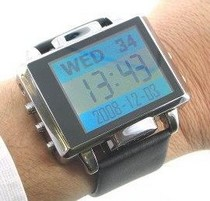MP4-часы от Thanko