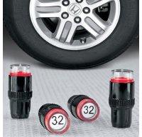 Наглядное измерение давления в шинах