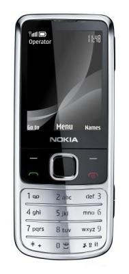 5-мегапиксельная Nokia 6700 classic поддерживает GPS и Nokia Maps