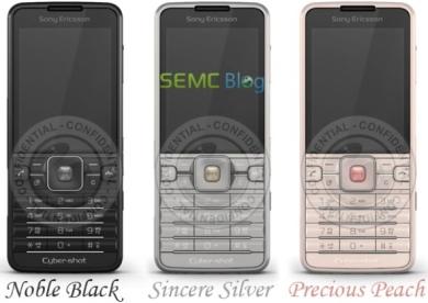 Встречайте Sony Ericsson C901 и W395