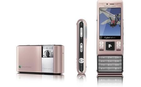 Sony Ericsson представляет C510 и обновляет набор программ для C905