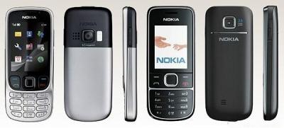 Nokia анонсировала 6303 classic и 2700 classic