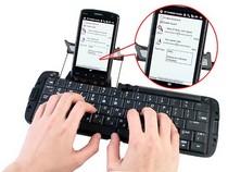 Раскладная Bluetooth-клавиатура для мобильных устройств