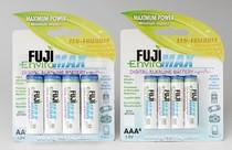 Экологически чистые батарейки Fuji EnviroMAX