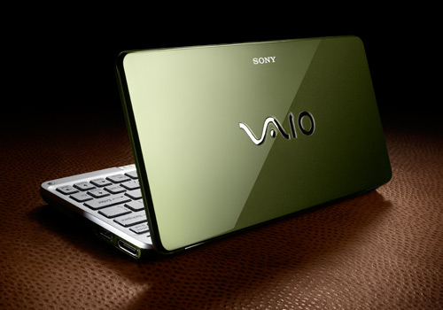A gps module is supposed to be onboard of the sony vaio vgn-p11z, too