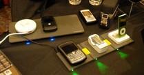 Беспроводное зарядное устройство Powermat Wireless Charging