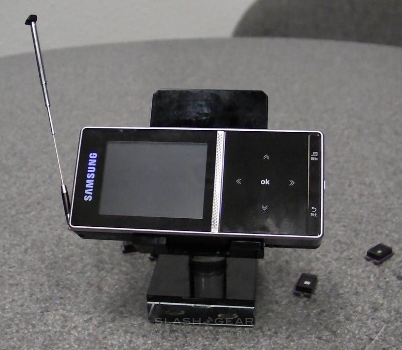 Пико-проекторы от Samsung