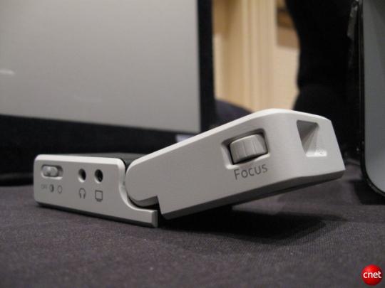 Гаджеты с пико-проекторами от WowWee на CES 2009