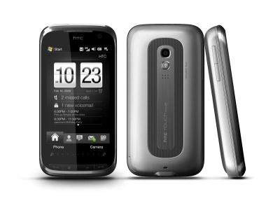 HTC Touch Diamond и Touch Pro обновлены до версии 2