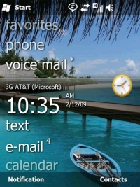 Windows Mobile 6.5 официально анонсирован