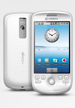 HTC Magic на базе Android – на этот раз без QWERTY