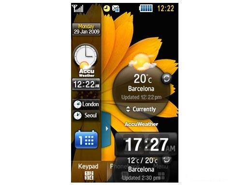 Samsung S8300 UltraTOUCH: марафон продолжается