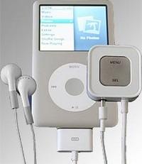 Голосовое управление для iPod