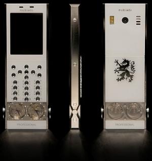 Mobiado 105GMT White – сапфировая безделушка