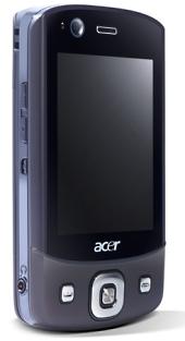 Acer DX900 – новый КПК на 2 SIM-карты