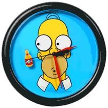Часы для поклонников Симпсонов
