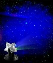 Лазерный звездный проектор