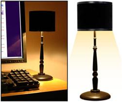 USB-лампа в стиле ретро