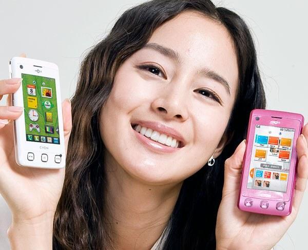 LG KP500 Cookie обновлен, теперь он поддерживает 3G