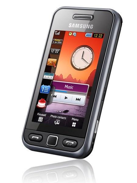 Samsung анонсировал S5600 и S5230 – оба с тачскринами