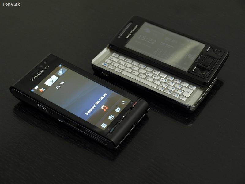 Живые фото Sony Ericsson Idou