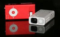 Миниатюрный проектор от BeamBox