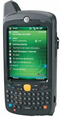Motorola представляет MC55 – мал да удал