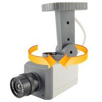 Фальшивая камера видеонаблюдения