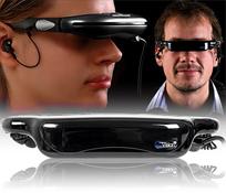 EzVision Eyewear - видео-очки, после которых в кино ходить уже не захочется